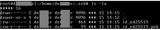 SSH настройка и авторизация