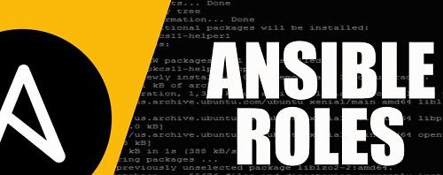 Ansible: изучаем и создаем Роли (Roles). Lesson 8